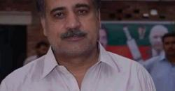 پی ٹی آئی کشمیر کے نائب صدر چوہدری مقبول  شراب کے نشے میں دھت، پی سی ہوٹل سے گرفتار