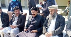 رکن قومی اسمبلی راجہ خرم نواز سےسیاسی رہنما ملک آفتاب کی سربراہی میں وفود کی ملاقات،علاقے کی مسائل سے آگاہ کیا