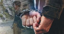 بھائی ،باپ کاقاتل  لوگوں نےپکڑ کر پولیس کے حوالے کیا گرفتاری میں ناکام  ہجیرہ پولیس نے ملزم  کیساتھ صرف تصویریں بنوائیں