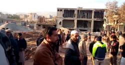 شاہ اللہ دتہ میں بڑے پیمانے پر غیر قانونی تعمیرات سی ڈی اے،پولیس اور انتظامیہ کا اچانک علاقے میں آپریشن، اراضی واگزار کرالی گئی