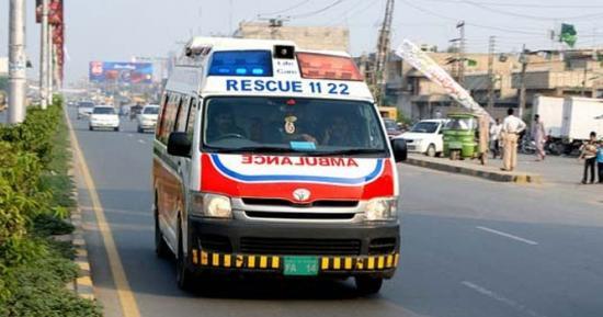 کوئٹہ میں دھماکہ، دو افراد نشانہ بن گئے