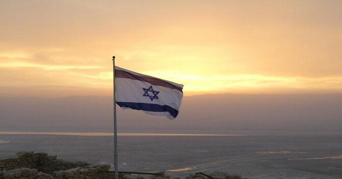 اسرائیل کے جھنڈے میں اوپر نیچے نیلے رنگ کی2 پٹیاں ہیں یہ کن 2 دریائوں کو ظاہر کرتی ہیں؟