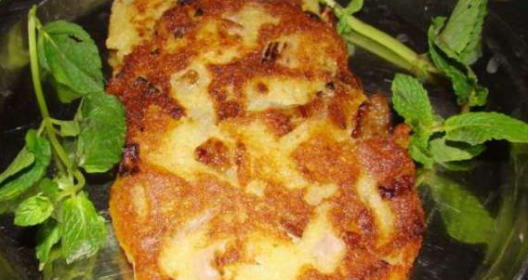 سبزیوں کے چپلی کباب بنانے کی ترکیب