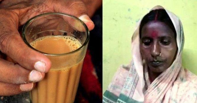 33 برس سے صرف چائے پر گزارا کرنے والی خاتون، کچھ کھاتی کیوں نہیں ہیں؟ خاتون کی عجیب داستان