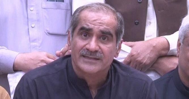 نیب نے سعد رفیق کے بے قصور قرار دیدیا، انکوائری بند کرنے سفارش