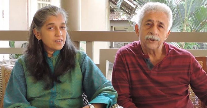 نصیرالدین شاہ نے شادی کرنےسےپہلے بیوی کے بارے میں ماں سے کیاکہاتھا؟برسوں بعد بڑے راز سے پردہ اٹھ گیا