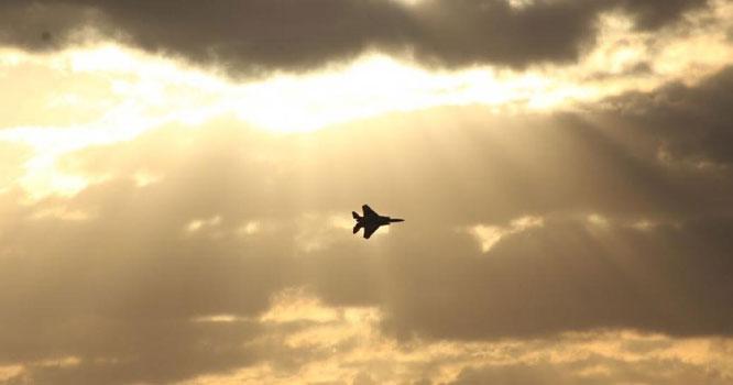 پڑوسی ملک  کے 12جنگی طیارے اچانک کس علاقے میں داخل  ہوگئے اورپھرکیاہوا؟
