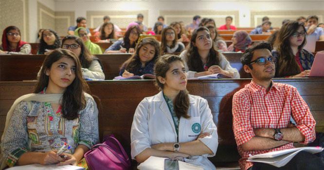 طلبہ و طالبات تیار رہیں ۔۔۔این سی اوسی نے ملک بھر میں جامعات یکم فروری سے کھولنے کا فیصلہ کرلیا۔