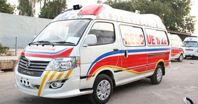موٹروے پر ٹریفک حادثہ، 3 افراد جاں بحق