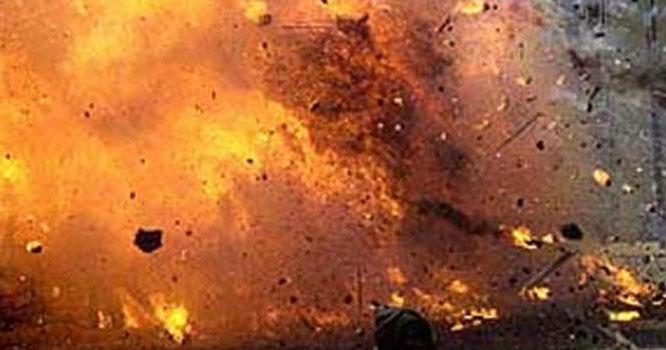 پشاور : بیرسکو میں زورداردھماکا