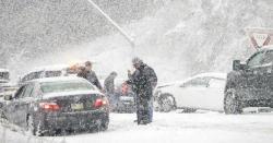 موسم کی انگڑائی یا قدرت کاغذاب ،امریکہ میں طوفان نے تبادہی مچادی ،70افراد ہلاک،خوفناک تفصیلات جاتی