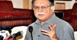 عوام نےعمران خان سے تنگ آکر ووٹ بھی پچھلی حکومت کو ڈال دیا ،پرویز رشید