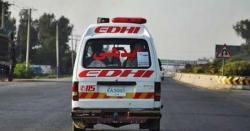 کراچی: ٹریفک کےالمناک حادثے میں4افراد جاں بحق
