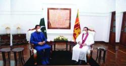 وزیراعظم کا دورہ سری لنکا ۔۔۔ سری لنکاسےبہت سی یادیں وابستہ ہیں، سی پیک سےخطےمیں تجارت بڑھےگی۔ عمران خان