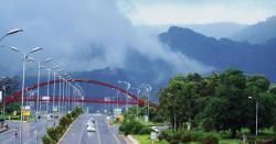 وفاقی دارالحکومت سمیت ملک کے بیشتر حصوں میں گرج چمک کیساتھ بارش کا امکان
