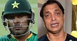 شعیب اختر نے شرجیل خان کو وزن کم کرنے کا مشورہ دے دیا