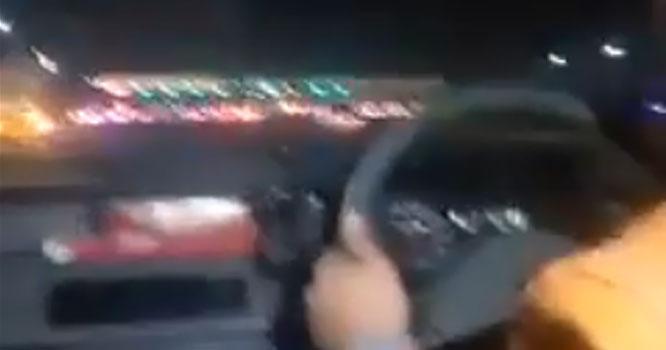 اُف میرے خدا ،کل کے سانحہ میں جان سے جانے والےچاروں نوجوانوں کی آخری لمحات کی ویڈیو منظر عام پر