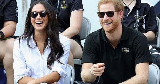 شہزادہ ہیری اور میگھن مارکل کے گھر خوشیاں ہی خوشیاں ، ہر طرف سے مبارکبادیں