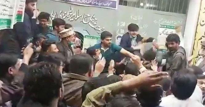 ڈسکہ میں حکومتی بدمعاشی بے نقاب ہو چکی،ابرار حسین