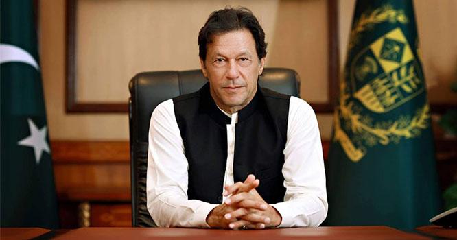 وزیر اعظم عمران خان پنڈدادنخان کیلئے روانہ ہو گئے
