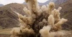سبی ، بابر کچ میں بارودی سرنگ  دھماکہ،متعدد افرادزخمی