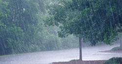 محکمہ موسمیات کی مختلف علاقوں میں بارش کی پیشگوئی