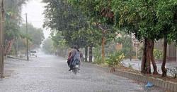 آخر کار بادل برس پڑے۔۔ شدید بارش سے پاکستان کے کون کون سے علاقے جل تھل ایک ہو ئے؟مزید کہاں کہاں بارش ہونےوالی ہے؟جانیے تفصیل