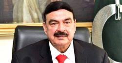 تحریک طالبان پاکستان  دوبارہ افغانستان سے منظم ہورہی ہے،دہشت گردوں کو شکست دیں گے ،شیخ رشید