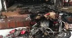 بلوچستان کے شہر تربت میں ملک دشمنوںکی کارروائی، پانچ زخمی