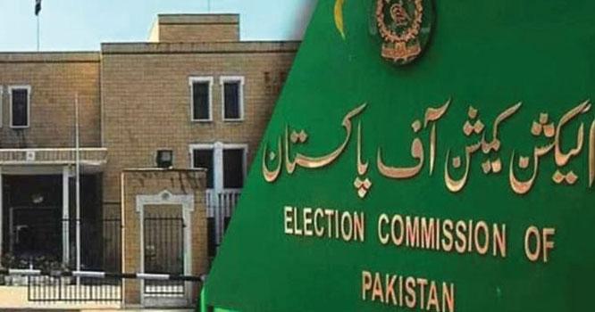 سینیٹ الیکشن :الیکشن کمیشن کا خفیہ بیلٹ کے تحت ووٹنگ کرانے کا اعلان