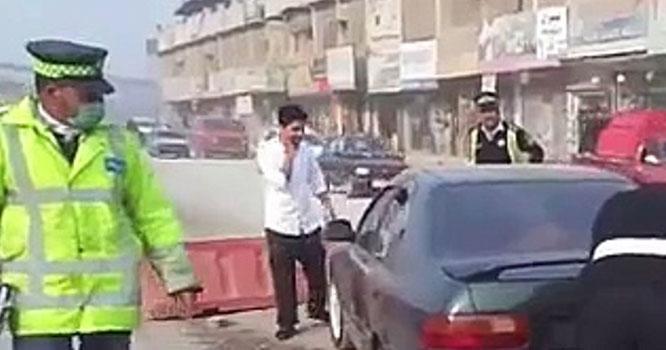 گلگت:86 گاڑیوں کی غیرنمونہ نمبرپلیٹس اتارلی گئیں