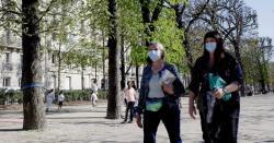 کورونا کی تیسری لہر، فرانس کے ہسپتالوں میں ایمرجنسی بیڈ ختم
