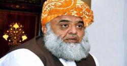 طبعیت کچھ بہتر ،ڈاکٹرز نے مکمل آرام کا مشورہ دیا ہے ، مولانا فضل الرحمن