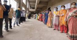 مغربی بنگال میں انتخابات پرتشددہوگئے ،پولنگ سٹیشن میں فائرنگ سے چارافرادہلاک