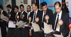 سنٹرل بار مظفرآبا د کی نو منتخب انتظامیہ کی حلف برداری تقریب 12اپریل کو ہوگی