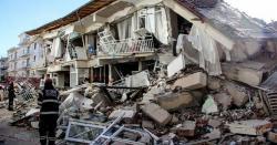 بلوچستان کے کئی علاقوں میںزلزلے کے جھٹکے