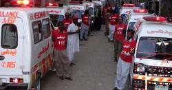 کراچی،سپر ہائی وے پر ٹرک نے موٹر سائیکل کو روند ڈالا، 3 افراد جاں بحق