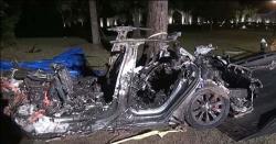 خودکار الیکٹرک کار کو بڑا حادثہ ۔۔۔۔ مسافر جھلس کر ہلاک ہوگئے ۔۔ انتہائی افسوس ناک خبر