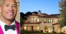 دی راک نے دو کروڑ 70لاکھ ڈالر کا گھر خریدلیا