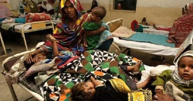 کوروناکے بعد ایک اورجان لیوابیماری نے وطن عزیزکارخ  کرلیا،کتنے بچے جان سے ہاتھ دھوبیٹھے ،انتہائی افسوسناک خبرآگئی