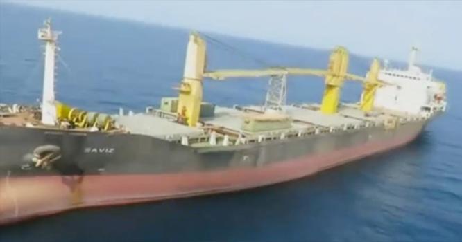 پاسداران انقلاب سے وابستہ ایرانی بحری جہاز پر حملہ۔۔۔کئی افراد زخمی ۔۔۔ ہلاکتوں کا خدشہ