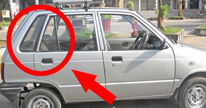 گاڑی میں یہ شیشہ کیوں ہوتا ہے؟ جانیں گاڑی میں چھپے چند اہم راز جو اکثر لوگ نہیں جانتے