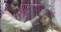 بھارتی نوجوان نے اپنی بیوی کی شادی اس کے محبوب سے کرواد ی