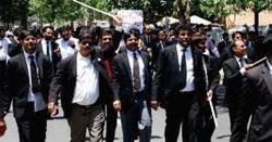 وکلاء کی تکلیف کا احساس ہے ، مسائل حل کرینگے ، صوبائی وزیر قانون
