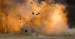 کوئٹہ: ہزار گنجی میں گیس سلنڈرپھٹنے سے دھماکہ، چار افراد زخمی