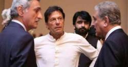 عمران خان صاحب اگر آپ نے جہانگیر ترین سے ہاتھ ملایا تو آپ کی جماعت کا تگڑا گروپ پی ٹی آئی کو خیر باد کہہ دے گا۔۔کپتان بری طرح پھنس گئے۔