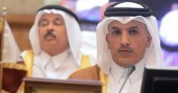 قطر کے وزیر خزانہ کو گرفتار کرلیا گیا