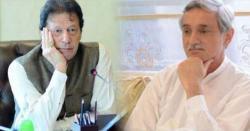 جہانگیر ترین سے خفیہ ملاقات میں معاملات طے ہوگئے،عمران خان کا اہم مسئلہ حل ہو گیا،اسمبلیاں توڑنے کاامکان کم