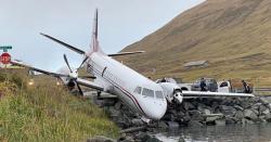 مسافر طیارہ گر کر تباہ ۔۔۔۔ چار افراد جان کی بازی ہار گئے