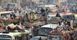 پنجاب میں ٹرانسپورٹ 15مئی کو دوبارہ کھول دی جائے گی
